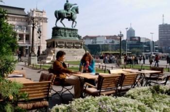 Serbia, bene il turismo.