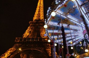 Natale a Parigi sarà