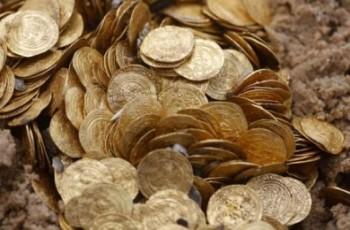 Isreale, monete d'oro
