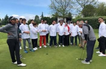 Chef in Green 2019: Golf