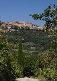Montepulciano veduta panoramica