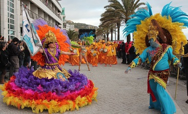 Carnevale di Sesimbra