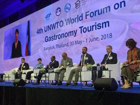 UNWTO World Forum on Gastronomy Tourism