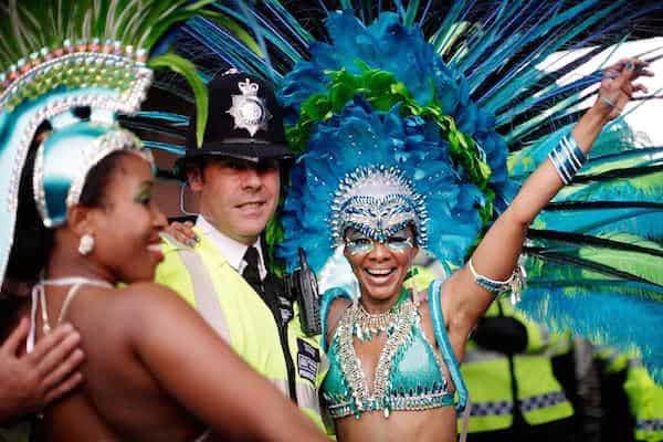 Notting Hill Carnival londra 1
