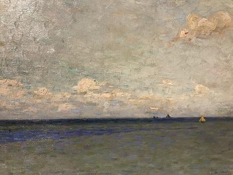 Barche a vela in lontananza di Heri le Sidanner credits Cristiana Pedrali