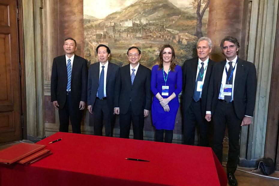 verona hangzou Secondo Forum culturale Italia Cina