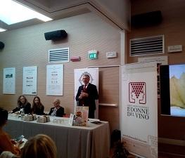 presentazioneMuzzi e donne del vino