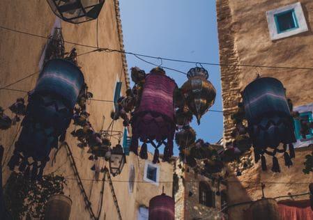Il Marocco è unottima destinazione per scappare dal freddo foto di Wassim Chouak via Unspalsh