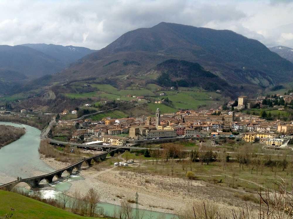Bobbio Piacenza Val Trebbia