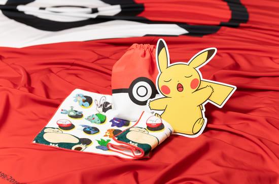 I gadget nelle camere dedicate a Pokemon a Tokyo