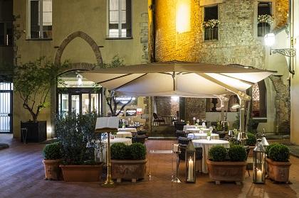 ristorante romantico firenze
