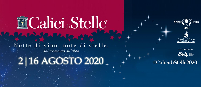 calici di stelle 2020