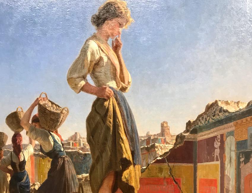 Quadro mostra Donne nell'arte a Brescia