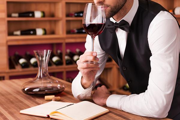 degustare vino