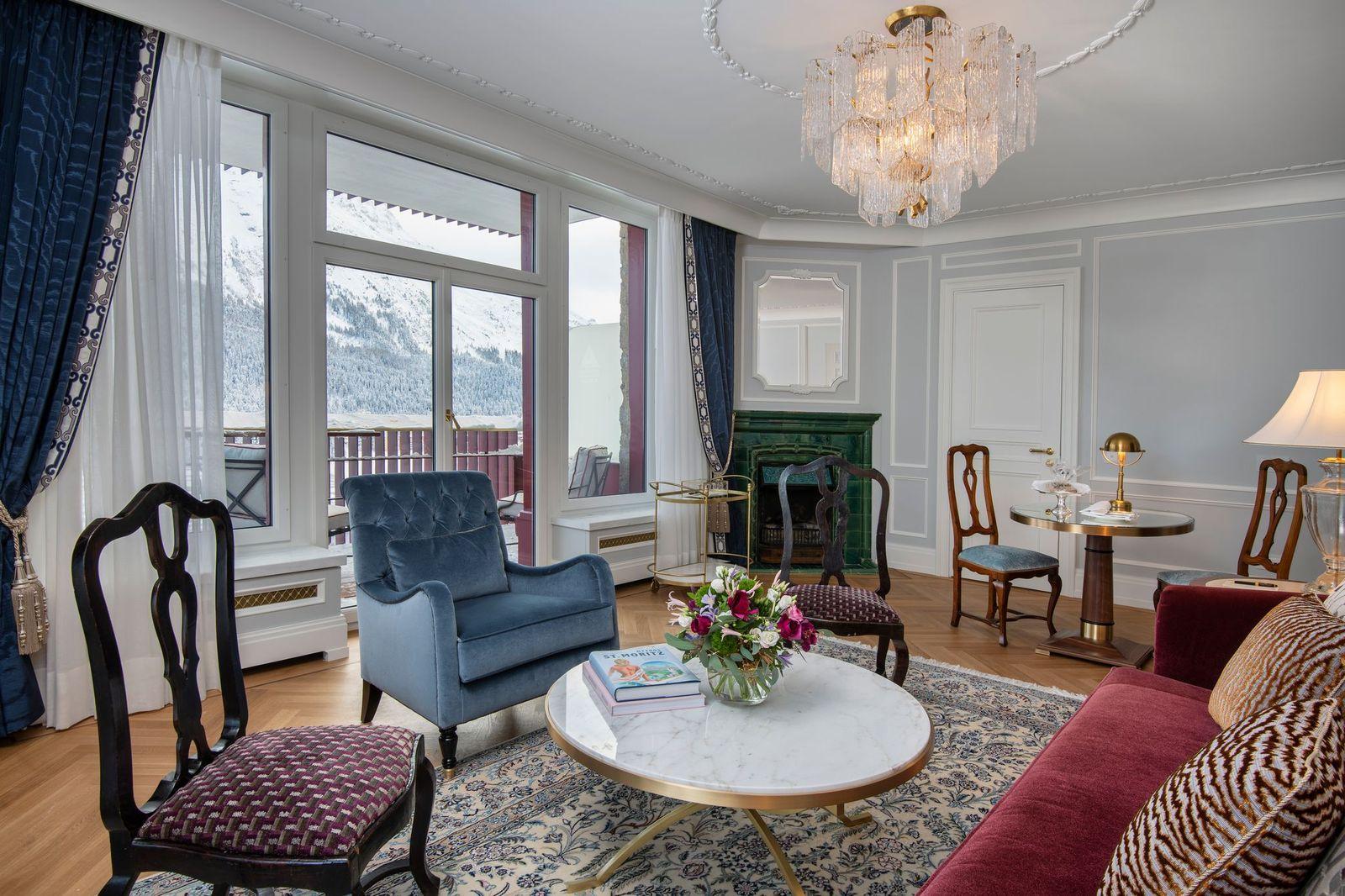 suite badruttpalace hotel